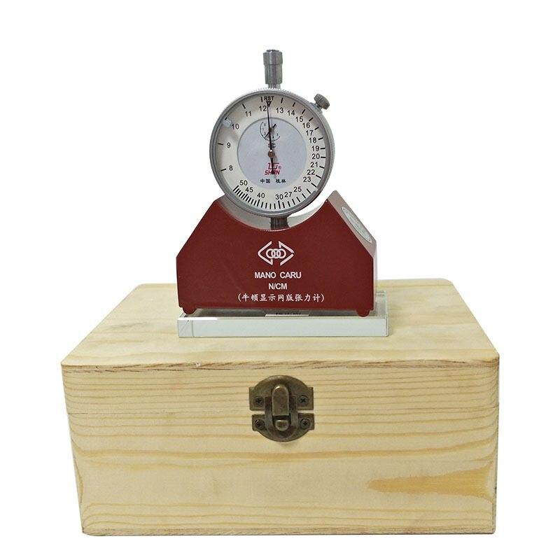 Écran maille d'impression de tension de la tension gauge outil de mesure en soie imprimer 8-50N