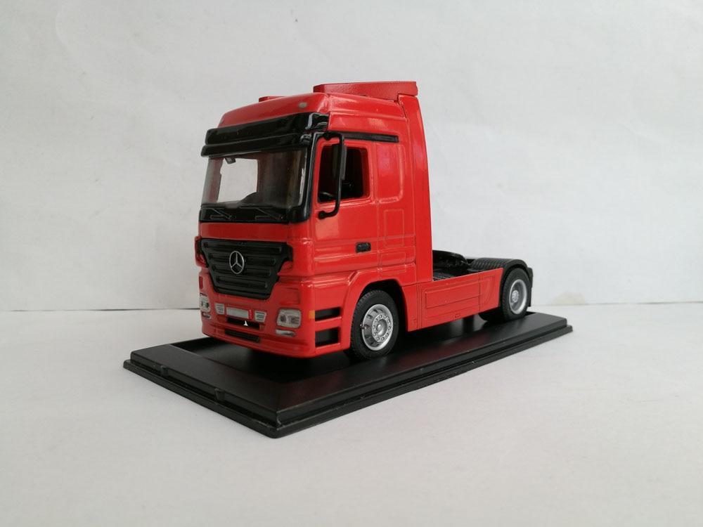 1:48 Benz Semi truck Cab Toys