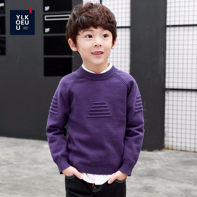 Sweater For Boys Kids Boys Christmas Sweaters Pullover Knit Sweater