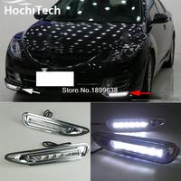 High Quality And Waterproof LED Car DRL Daytime Running Lights Fog Light For Mazda 6 2008
