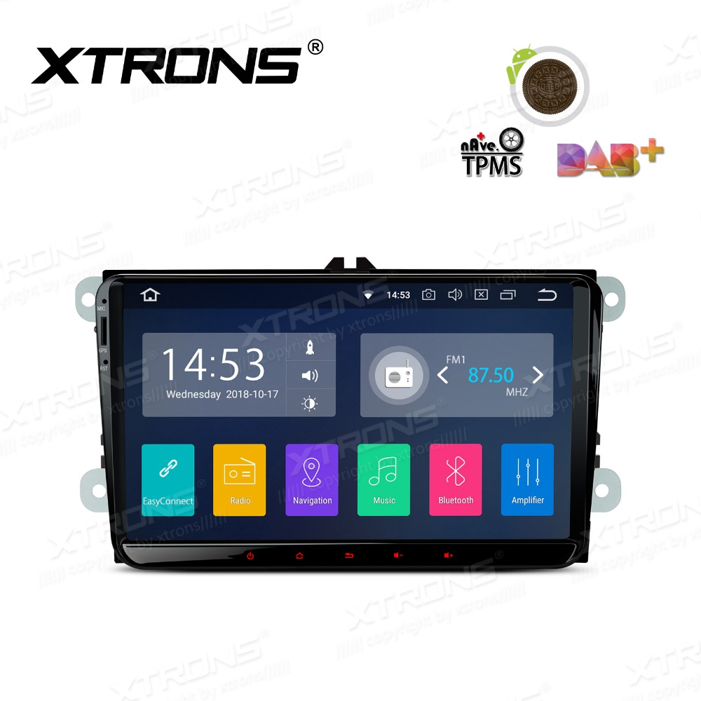 9 Android 8 1 Radio Video GPS RCA RDS WIFI Car Stereo font b Player b