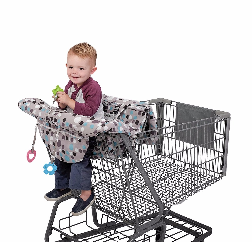 Shopping cart covering for baby chubby — photo 7