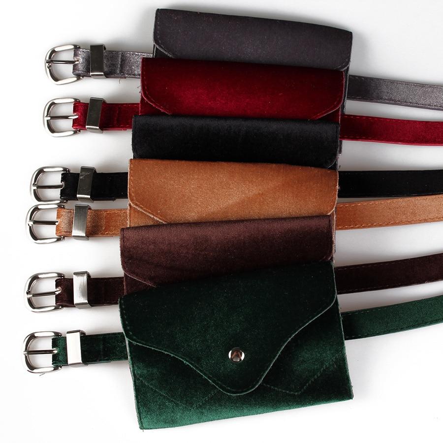 Vintage Velvet Hand-bag Belts For Women Pu Leather Belt Narrow Waistband Girls Corset Waist Belt Ceinture Femme Cinto Feminino