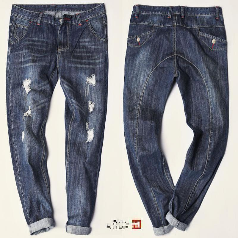 Men Plus Size 40 Slim Brand Jogg Jeans Vaqueros Hombre Jeans Hombre High Quality Denim Pants Trousers Mens Jeans Slim Straight xmy3dwx n ew blue jeans men straight denim jeans trousers plus size 28 38 high quality cotton brand male leisure jean pants
