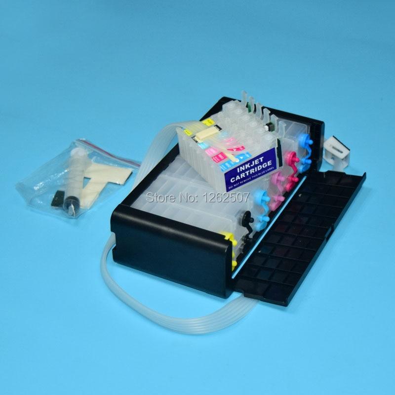 Epson 1390 Ciss  T0851~T0856