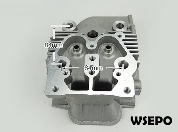 Chongqing Quality! Cylinder Head Comp. for 192F 12HP Air Cooled 04 Stroke Diesel Engine,7.5KW~8KW Generator Parts chongqing quality 100% copper winding rotor