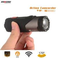 New Arrival Original SOOCOO HD Action Camera 15m Waterproof 1080p Sport Camera Go Extreme Pro Cam