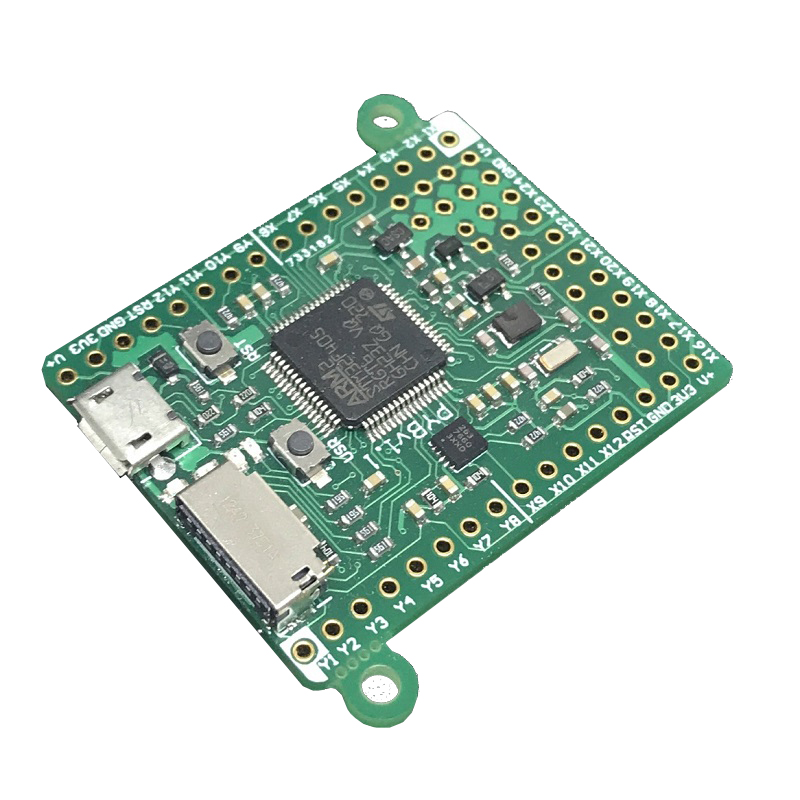 Image 5 - MicroPython development board PyBoard v1.1 STM32F405RG-in Replacement Parts & Accessories from Consumer Electronics
