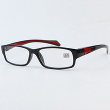 Comfy Ultra Light Reading Glasses magnifier Presbyopia 1.0 1.5 2.0 2.5 3.0 3.5 4.0 Diopter New Square Frame Spectacles Sight H5