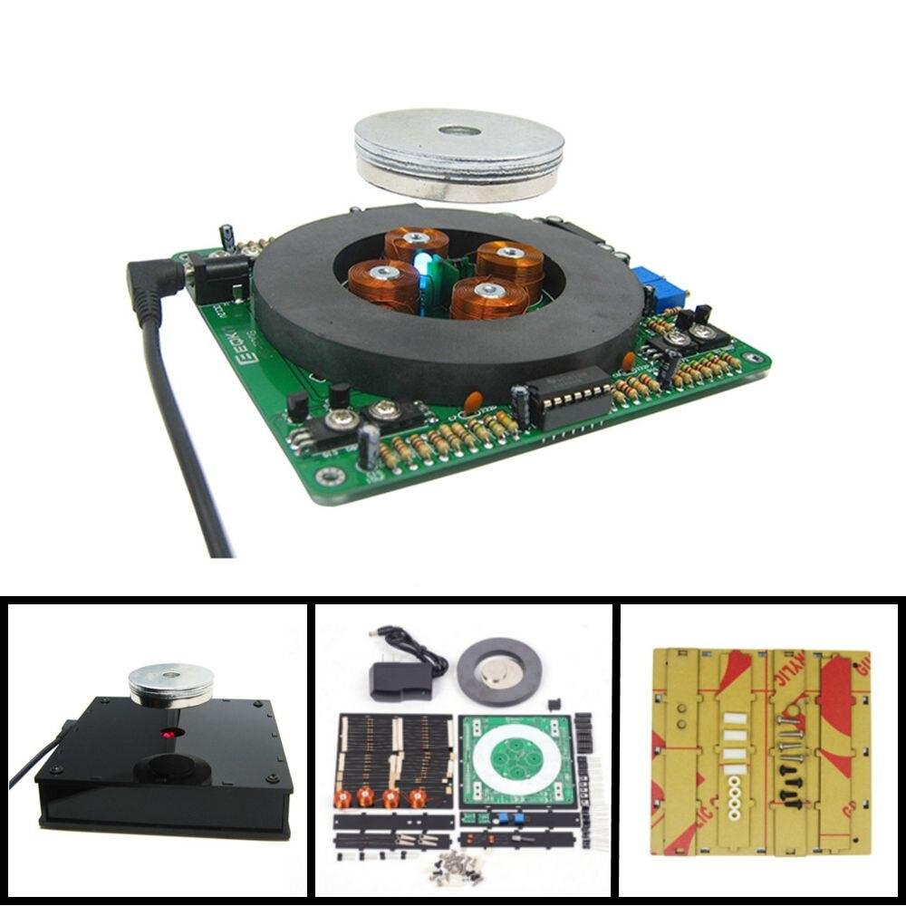 DIY MS-500G Magnétique Lévitation Kit DC12V Magnétique Suspension Pour Suspendu Suspension En Pot Plantes Kit + Boîtier