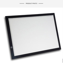Cheapest Portable Ultra-thin A3 LED Tracing light Touch Board Artist Drawing Drafting Graphics Tablet Animation Drawing Copy Board