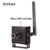 SunEyes SP-V903W 960 P 1.3MP HD Wireless Super Mini Kamera IP Wifi z Micro SD Slot darmo P2P Wsparcia AP Punkt Dostępowy Tryb