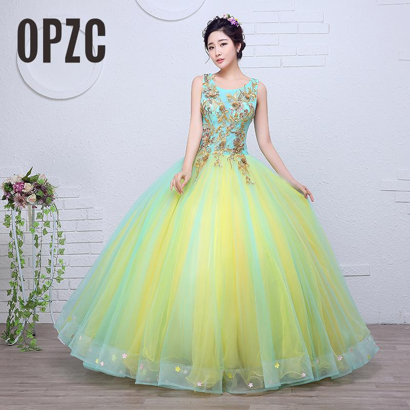 Best Sale Gold Embroidery Organza