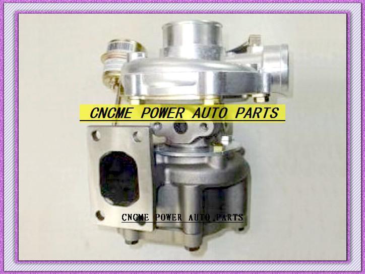 Розничная турбо фланец впуска T25 Outlet фланец 5 болтов с водяным охлаждением турбонагнетатель компрессор/r. Турбокомпрессор 42 турбины a/r.49