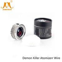Demon Killer Alien Wire E Cigarette Accessory 26GA 32GA DIY Atomizer Wire 15Feet Fused Clapton Wire