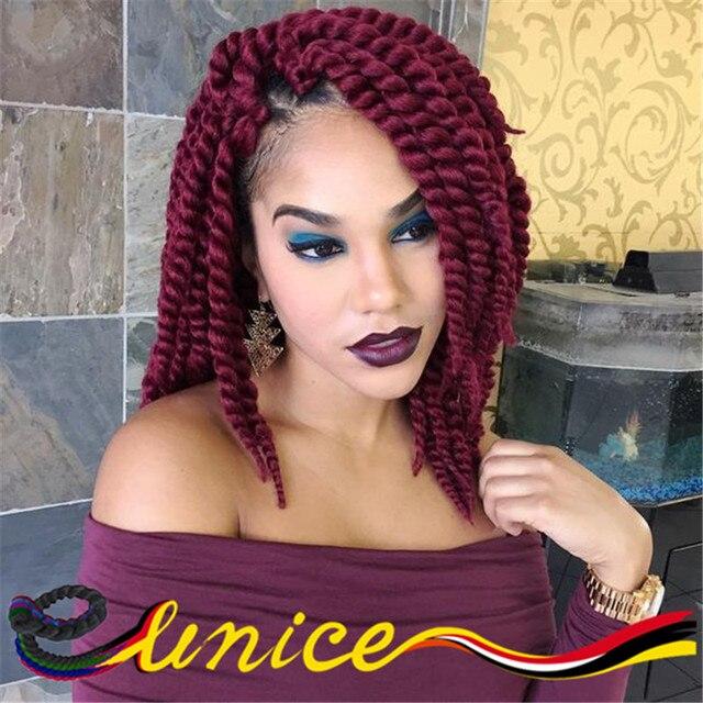 12 Havana Mambo Twist Crochet Braid Hair Senegalese Extension