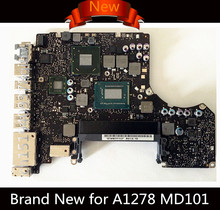Brand New For Macbook Pro A1278 Logic Board 13″ Laptop I5 2.5GHz Motherboard 820-3115-B 2012 MD101
