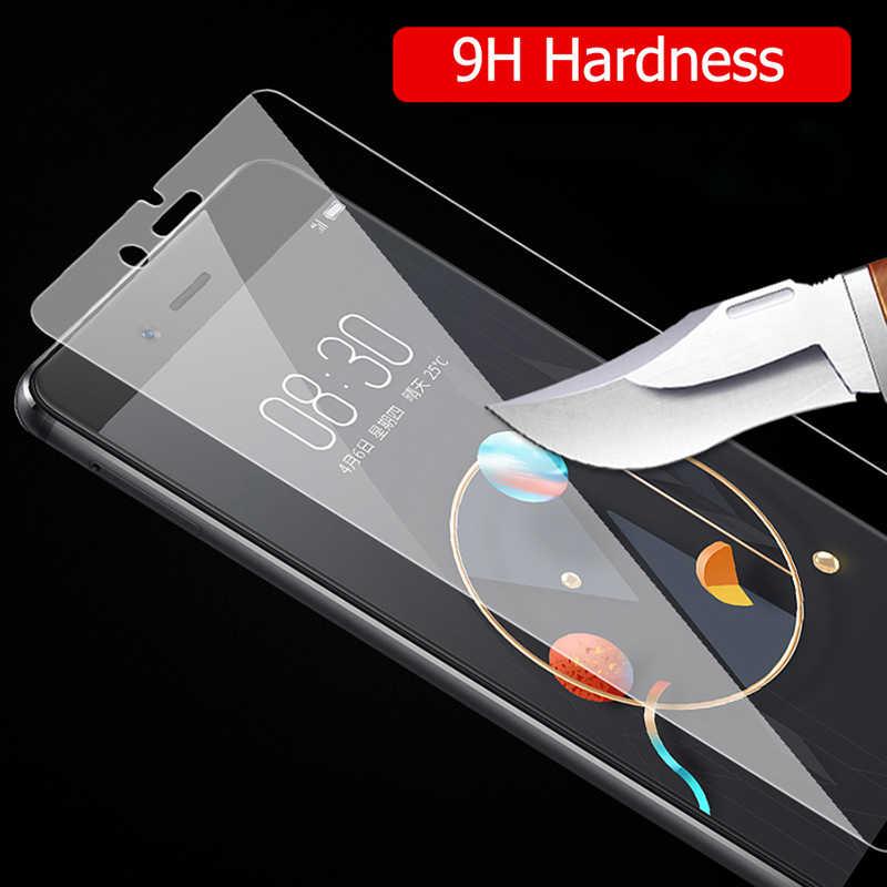 Protección de vidrio para ZTE Blade A6 V8 V7 Axon 9 Pro A510 A520 A610 Plus Protector de pantalla en V 8 7 6A 6 8 V 9Pro de vidrio templado 9 H