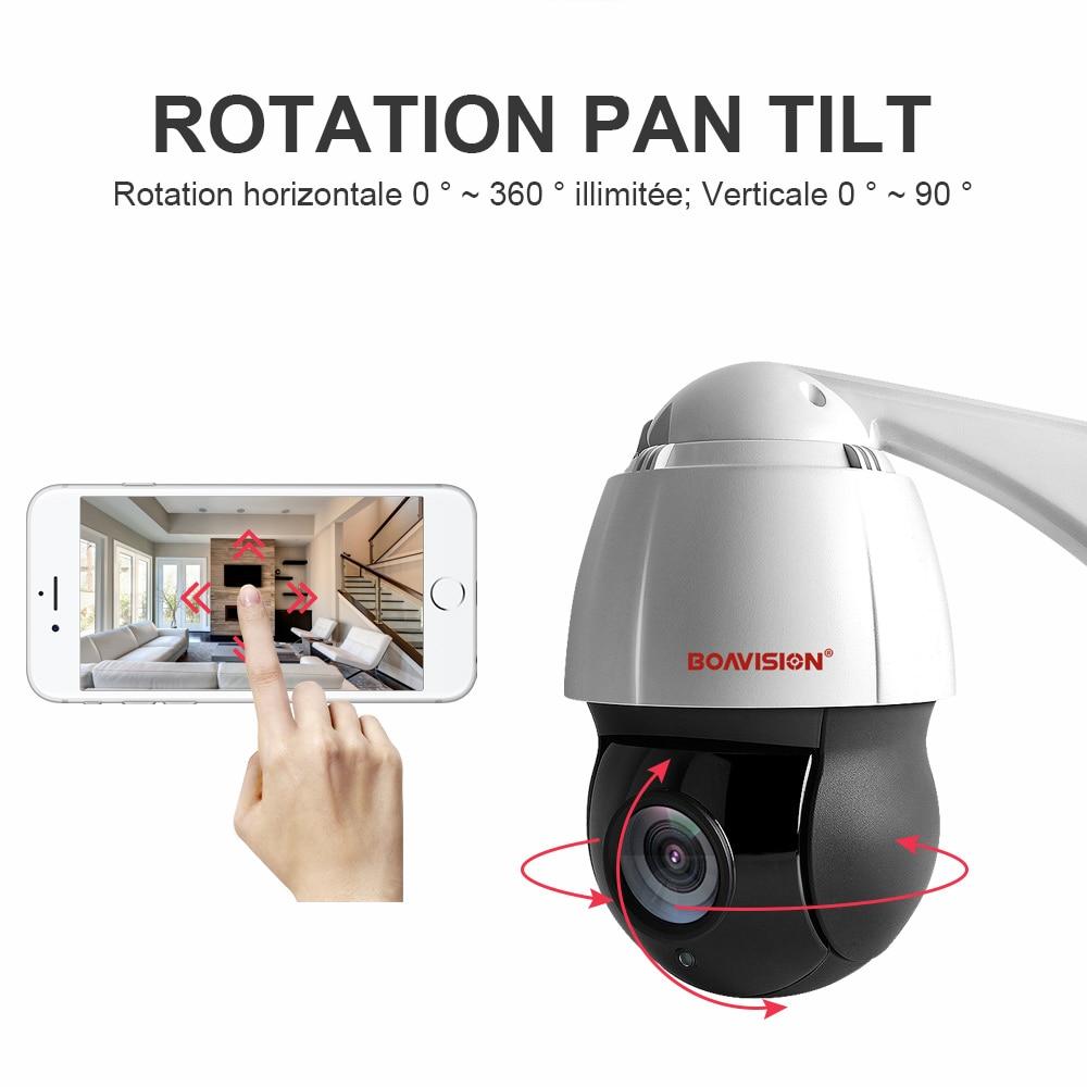 PTZ Dome IP Camera (4)