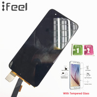 IFEEL 100 Tested Working Super Amoled LCD Display Touch Screen Digitizer Replacement Assembly For Xiaomi Mi
