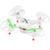 Helicóptero de control remoto cheerson CX-30C mini-cámara de ALTA DEFINICIÓN de cuatro ejes de vehículos aéreos no tripulados para niños juguetes ceremonia de adultos