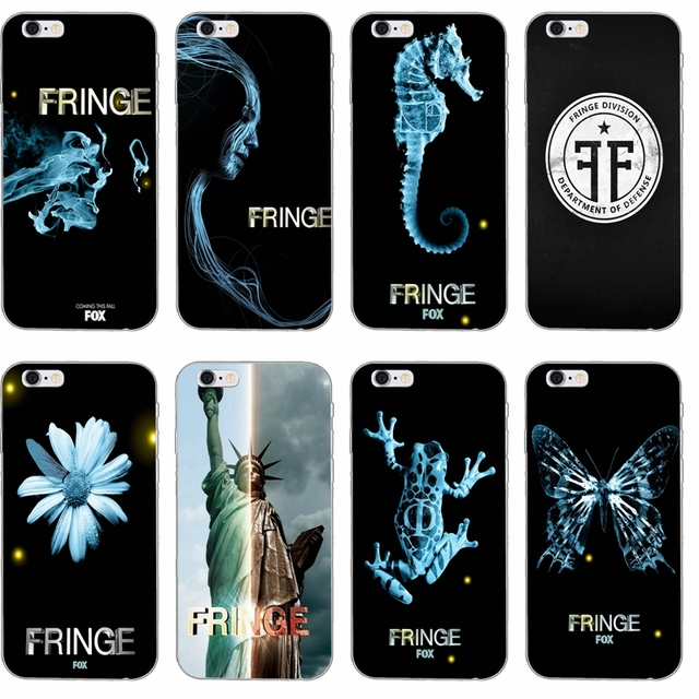 US $1 99 |Fringe Symbols TV Show slim Soft phone case For Samsung Galaxy S3  S4 S5 S6 S7 edge S8 Plus mini Note 3 4 5 Core 2 Alpha-in Half-wrapped Case