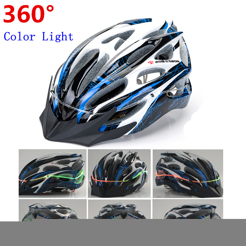 Super Light  MTB Road Cycling Helmet Women Men Integrally-molded Ultralight In-mold Bicycle Helmet capacete ciclism