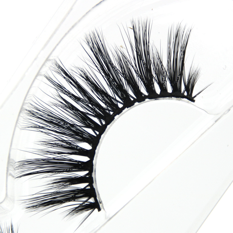 c65b459fcf8 ... Fake Lashes Extension Beauty for Party MC Stage Show Performance  Cosmetic Makeup · YOKPN 3D-20 Imported Fiber False Eyelashes Natural Long  Cross Thick ...