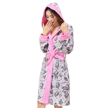 bathrobe homewear simple women