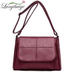 Bolsas de luxo bolsas femininas designer de couro macio crossbody sacos para a moda feminina bolsa de ombro sacos do mensageiro do sexo feminino sac a principal