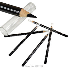 Eye Pencil Black Eyeliner New Women Ladies Girls EyeLiner Smooth Waterproof Cosmetic Beauty Makeup 1 Pcs