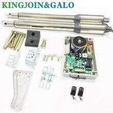 Gratis Verzending AC220V Elektrische Lineaire Actuator 300kgs Motor Motor Systeem Automatische Draaipoort Opener