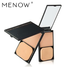MENOW F603 transparent constant mining powder cake Blemish Control Oil Moisturizing sunscreen waterproof natural whitening