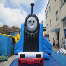 high quality cartoon inflatable bouncer castle,kids inflatable toys with CE/UL blower YLW-bouncer 186