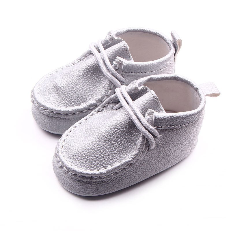 Newest Newborn Baby Shoes Girl Red Soft Sole Cartoon Infant Toddler Crib Shoe First Walker