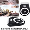 2016 NEW Bluetooth Car Kit Hands Free Bluetooth Speaker Bluetooth 4.1 EDR Music Receiver + Car Charger for Phone