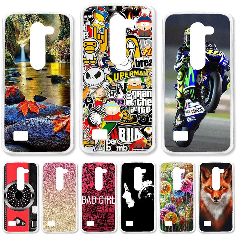 TAOYUNXI Soft TPU <font><b>Case</b></font> For <font><b>LG</b></font> <font><b>LEON</b></font> <font><b>Cases</b></font> For <font><b>LG</b></font> <font><b>LEON</b></font> Tribute 2 <font><b>4G</b></font> <font><b>LTE</b></font> C40 H340N Y50 H320 C50 H324 H340 LS665 DIY Painted Covers image