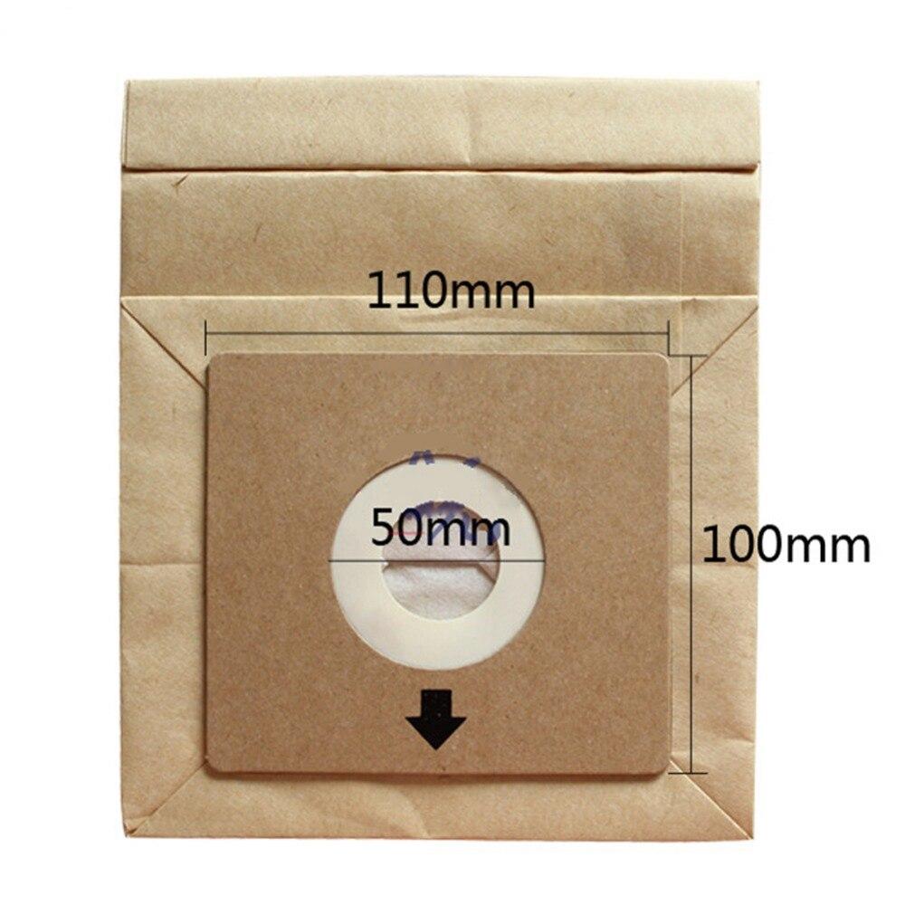 EAS-10Pcs мешки для пылесосов мешка для сбора пыли Замена для Philips Fc8613 Fc8614 Fc9050 Fc9056 Fc9066 Fc9083 Fc9084 Fc9087