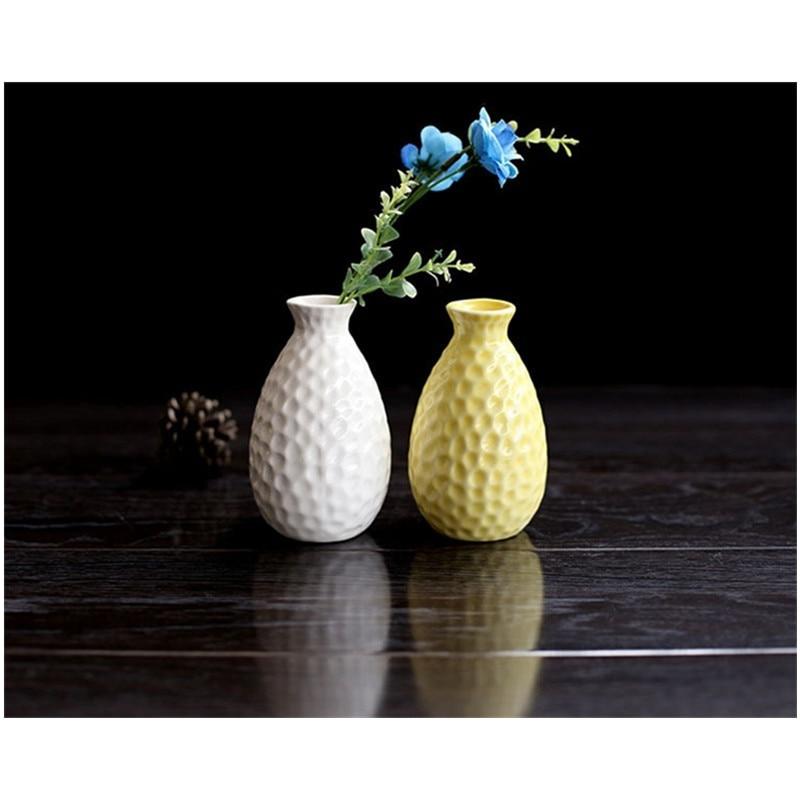 Creative Ceramic Flower Vase Home Table Window Decorations