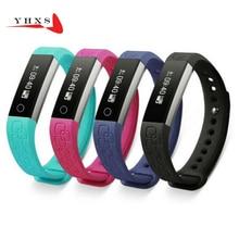 IPX6 Waterproof Smart Wristband Smart Bracelet Health Fitness Tracker Heart Rate Watches Pedometer Anti-lost PK Fitbits Mi Band