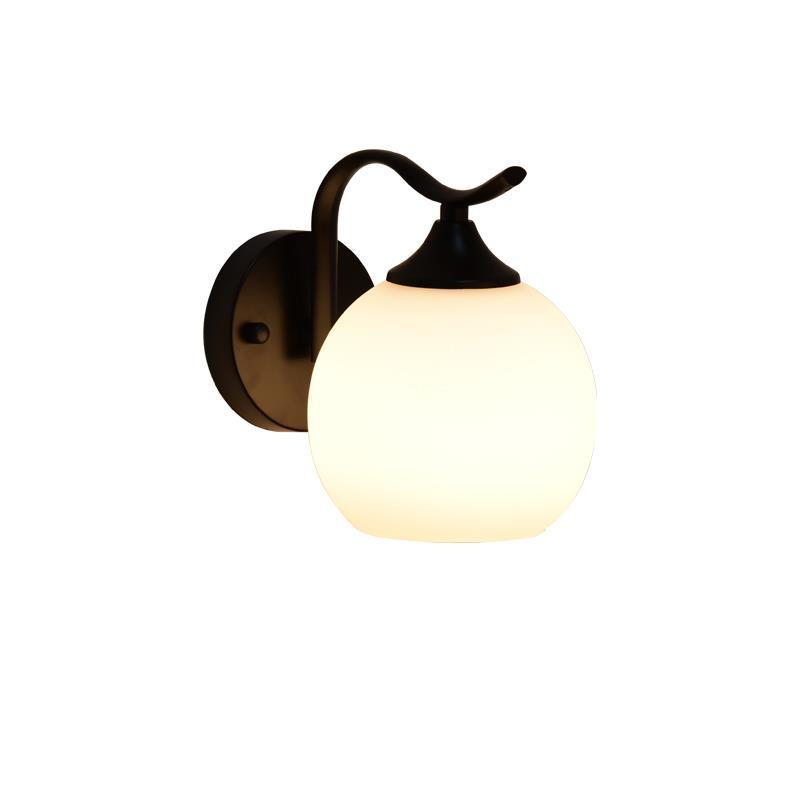 De Lit Bathroom Wandlamp Industrieel Lampara LED Bedroom Applique Murale Luminaire Light For Home Aplique Luz Pared Wall Lamp indoor modern lampara de bedroom kinkiety stair wandlamp light for home aplique luz pared applique murale luminaire wall lamp