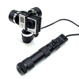 Original Zhiyun Z1-Rider Handheld Steady 3-Axis Camera Brushless Gimbal for Gopro 3 / Gopro 4