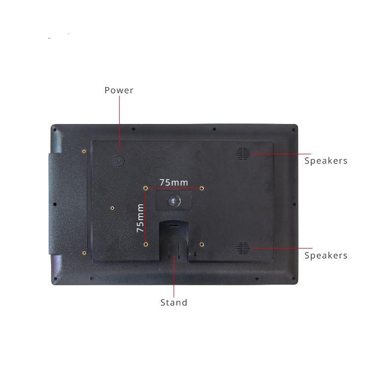 Vendita Calda 15.6 Pollici Capacitivo Lcd Touch Monitor Del Computer Da Gioco Piatto Pannello Touchscreen Tutto In Un Pc