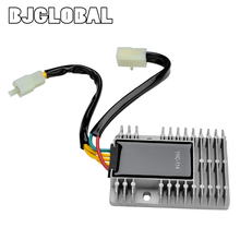 купить BJGLOBAL Voltage Regulator Rectifier for KYMCO Xciting 250 300 500 Quannon150 DINK 200 недорого
