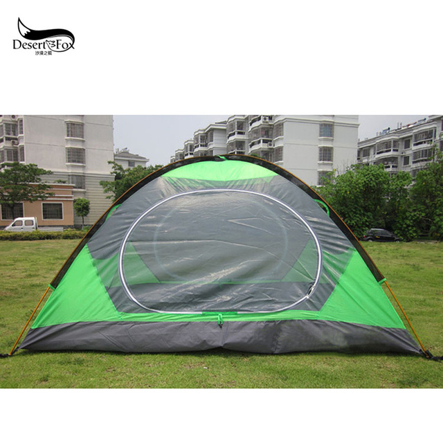 DesertFox 150*200*110 C&ing rainproof Tent folding bed Tents for outdoor receation cabana  sc 1 st  AliExpress.com & DesertFox 150*200*110 Camping rainproof Tent folding bed Tents for ...
