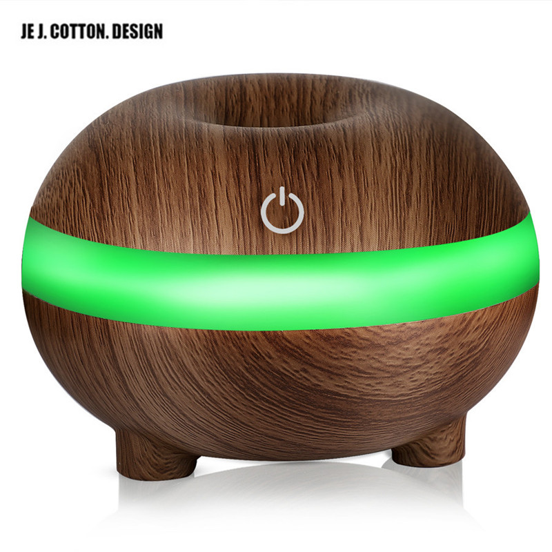 Small Air Conditioning Appliances Household Appliances Good Portable Ultrasonic Air Humidifier Usb Charging Desktop Fog Mist No Noise Colorful Light Humidifier Diffuser Mist Maker For Home Ture 100% Guarantee