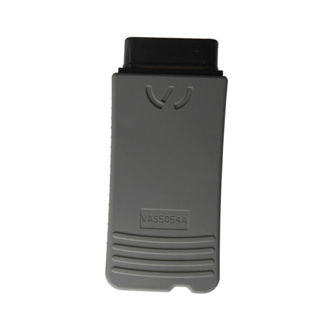 Hot Sale VAS 5054 ODIS V3.0.3 VAS 5054A Bluetooth Diagnostic Scanner Tool Vas5054a full chip vas5054 OKI OBD2 Code Reader
