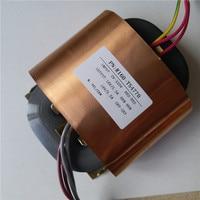 18V 5.5A 18V 5.5A R Core Transformer 200VA R160 custom transformer 220V copper shield Power amplifier