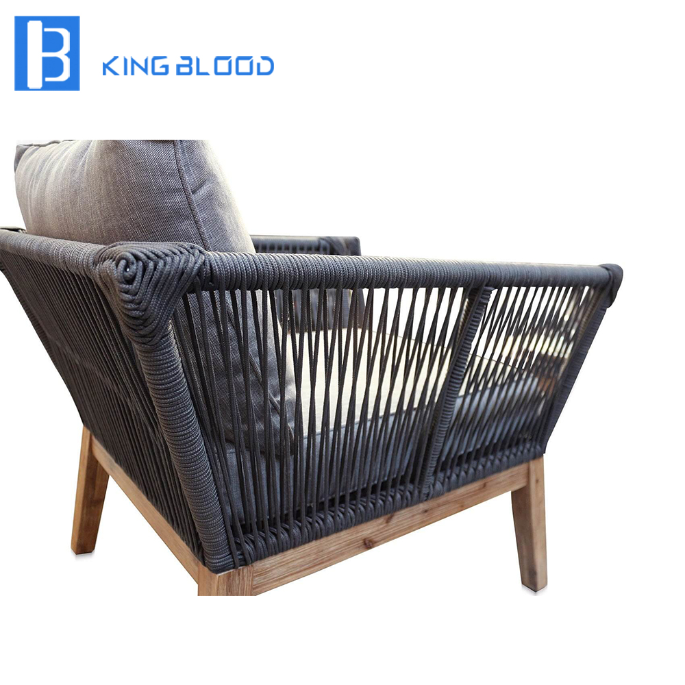 Use for hotel public area round rope furniture outdoor sofa set in garden sofas from furniture on aliexpress com alibaba group