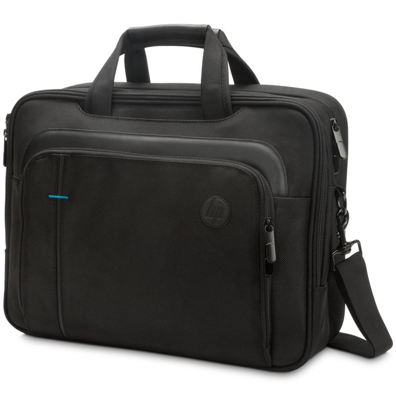 HP Genuine Original 15.6 inch Laptop Bag Business Fashion Shoulder Bag Handbag Simple Women Men Man T0F83AA